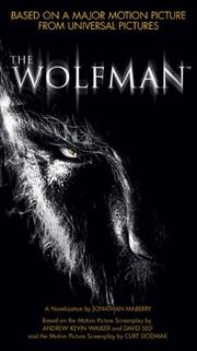 Cover of: The Wolfman