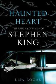 Cover of: Haunted heart: The Life and Times of Stephen King