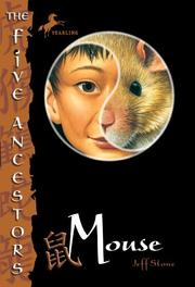 Cover of: The Five Ancestors Book 6: Mouse