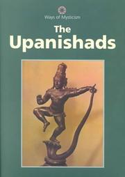 Cover of: The Upanishads (Ways of Mysticism) | Continuum