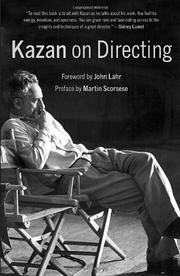 Cover of: Kazan on Directing (Vintage)