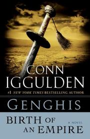 Cover of: Genghis: Birth of an Empire: A Novel