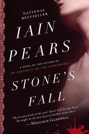 Cover of: Stone's fall : a novel