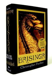 Cover of: Brisingr Deluxe Edition (Inheritance)