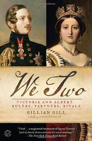 Cover of: We Two: Victoria and Albert: Rulers, Partners, Rivals