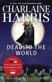 Cover of: Dead to the World (Original MM Art): A Sookie Stackhouse Novel (Sookie Stackhouse/True Blood)