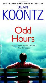 Cover of: Odd hours