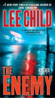Cover of: The Enemy by Lee Child