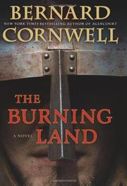 Cover of: The Burning Land: A Novel (Saxon Tales)