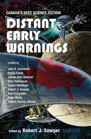 Cover of: Distant Early Warnings: Canada's Best Science Fiction