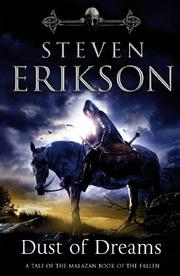 Cover of: Dust of Dreams: Malazan Book of the Fallen 9