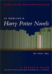 J.K. Rowling's Harry Potter novels by Philip Nel