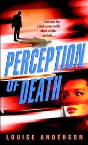Cover of: Perception of death