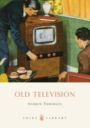 Cover of: Old Television (Shire Library)