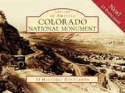 Cover of: Colorado National Monument (CO) (Postcards of America)