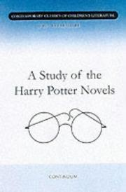 Cover of: Guide to the Harry Potter Novels (Contemporary Classics in Children
