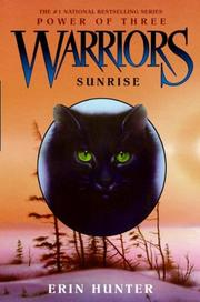 Cover of: Warriors: Power of Three #6: Sunrise