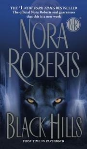 Cover of: Black Hills | Nora Roberts