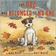 Cover of: The dog who belonged to no one