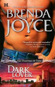 Cover of: Dark Lover (The Masters of Time)