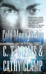 Cover of: Cold Moon Rising (Tales of the Sazi)
