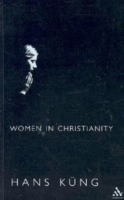Cover of: Women in Christianity | Hans Kung