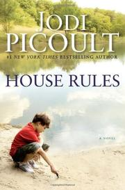 Cover of: House rules | Jodi Picoult