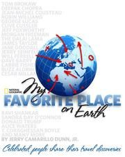 Cover of: My favorite place on earth | Jerry Camarillo Dunn