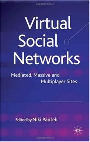 Cover of: Virtual social networks |