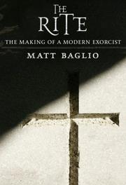 Cover of: The Rite: The Making of a Modern Exorcist