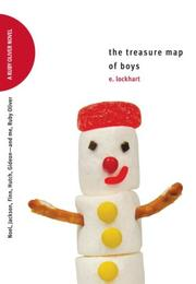 Cover of: The treasure map of boys: Noel, Jackson, Finn, Hutch, Gideon--and me, Ruby Oliver