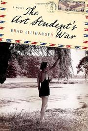 Cover of: The art student's war