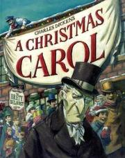Cover of: A Christmas carol | by Charles Dickens ; art by Brett Helquist ; [abridged by Josh Greenhut].