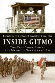 Inside Gitmo by Gordon Cucullu