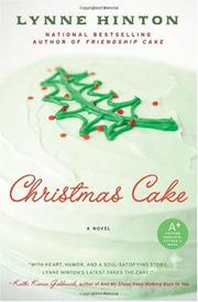 Cover of: Christmas cake