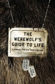 Cover of: The werewolf