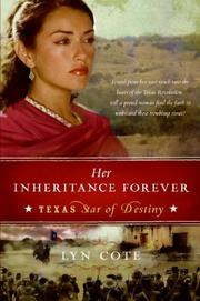 Cover of: Her inheritance forever