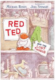 Cover of: Red Ted and the lost things