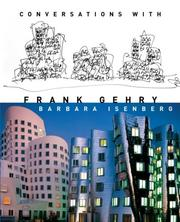 Cover of: Conversations with Frank Gehry
