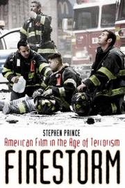 Cover of: Firestorm: American film in the age of terrorism