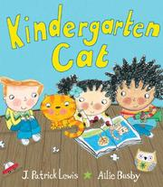 Cover of: The kindergarten cat