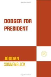 Cover of: Dodger for President