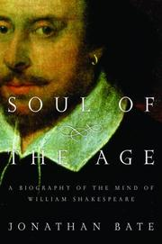Cover of: Soul of the age