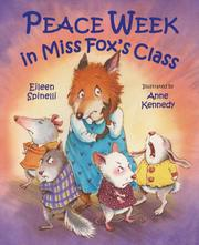 Cover of: Peace Week in Miss Fox's class