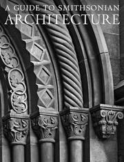 Cover of: A guide to Smithsonian architecture