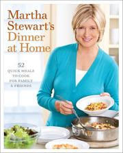 Cover of: Martha Stewart's simple dinners