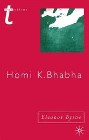 Cover of: Homi K. Bhabha