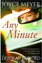 Cover of: Any minute
