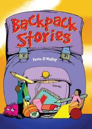 Cover of: Backpack stories
