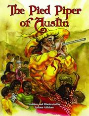 Cover of: The Pied Piper of Austin | Salima Alikhan